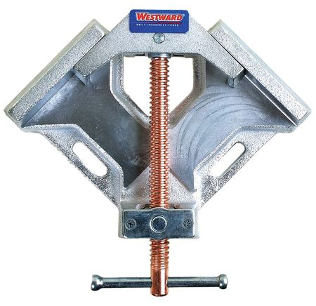 Westward Angle Clamp, 90 Degrees Angle, 39M996