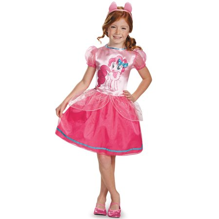 My Little Pony Pinkie Pie Classic Costume for Kids - Pony Maker Halloween
