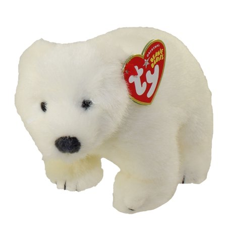 - TY Beanie Baby - ICEPACK the Polar Bear (Internet Exclusive) (6.5 inch)
