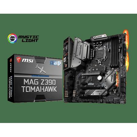MAG Z390 TOMAHAWK Desktop Motherboard