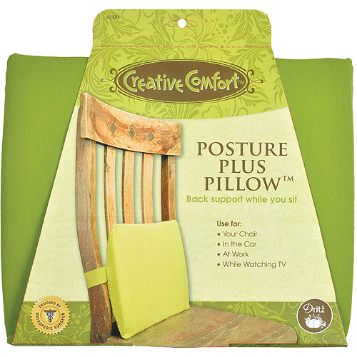 Creative Comfort Posture Plus Pillow