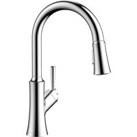 Hansgrohe 04793 Joleena 1.75 GPM Single Hole Pull Down Kitchen Faucet