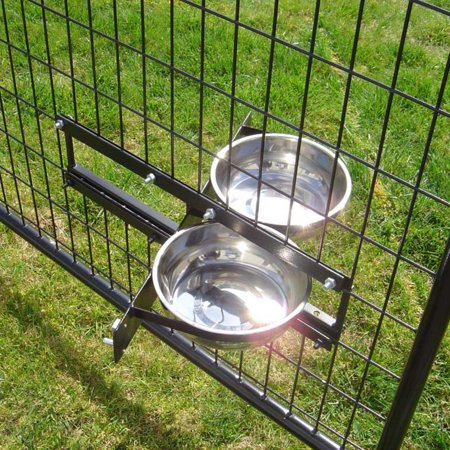 Lucky Dog Turn-Style 2-Bowl System