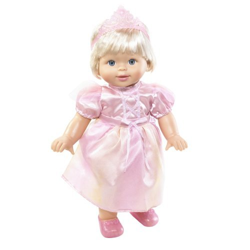 Little Mommy Sweet As Me Pink Princess Doll