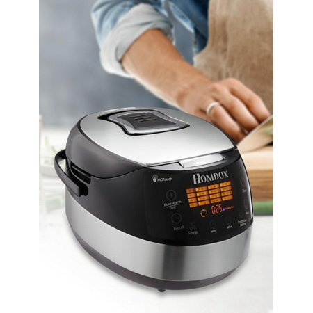 New 6QT Multi-Cooker Rice Electric Cooker 7 In 1  Multi-functional Kitchen ROJE