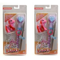 Lanard Toys Limited,  Pony Friends Musical Wand With Pony