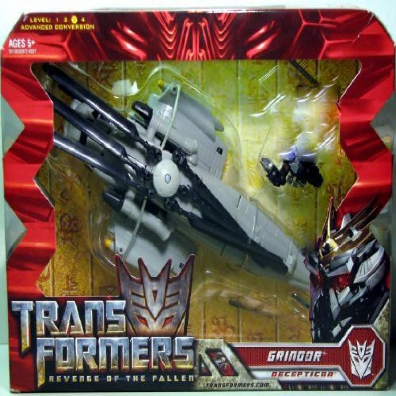 Hasbro Transformers Revenge of the Fallen Grindor Action ...