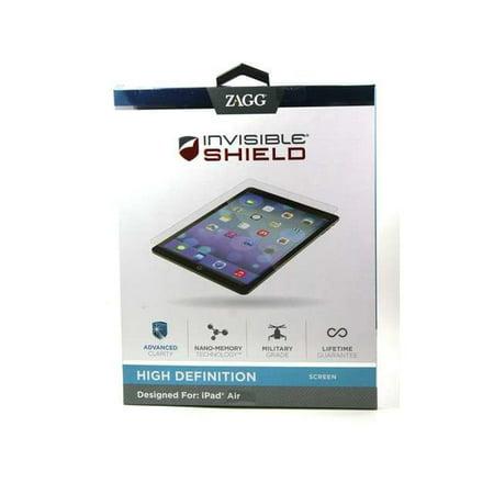 ZAGG Apple iPad Air Glass Screen Protector