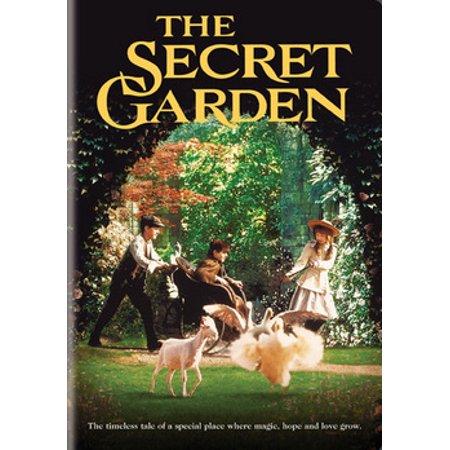 Book Of Secrets Dvd - The Secret Garden (DVD)