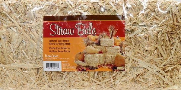 Straw Bale 20 Walmartcom