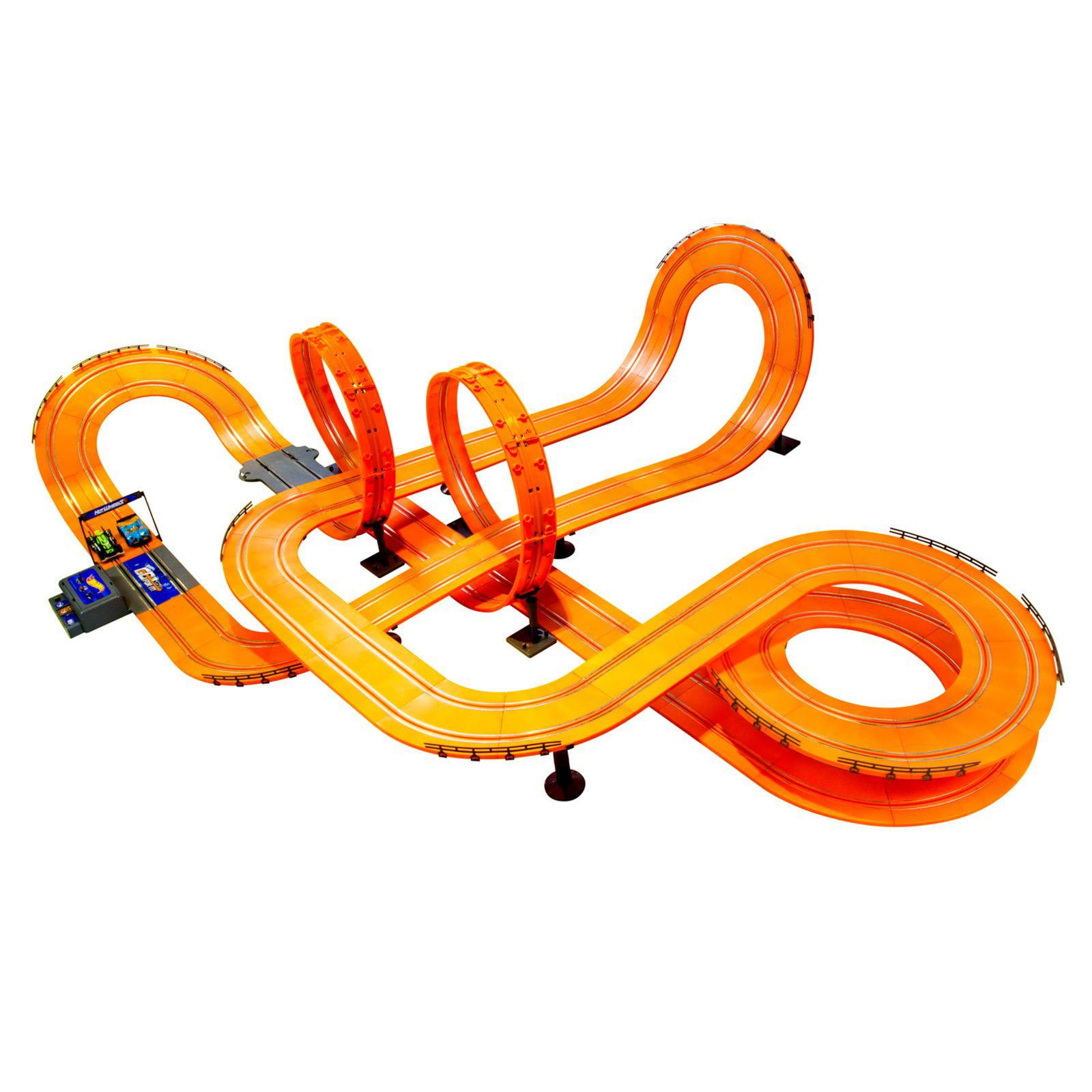 Hot Wheels Electric 42.6 ft. Slot Track by Kidz Tech