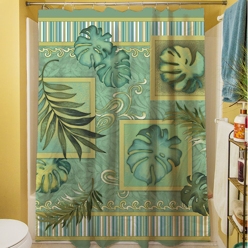 Manual Woodworkers & Weavers Tropic of Cancer Shower Curtain