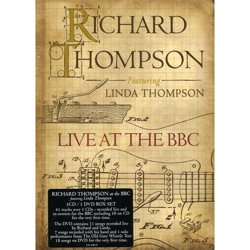 Live At The Bbc (Bonus Dvd) (Box)