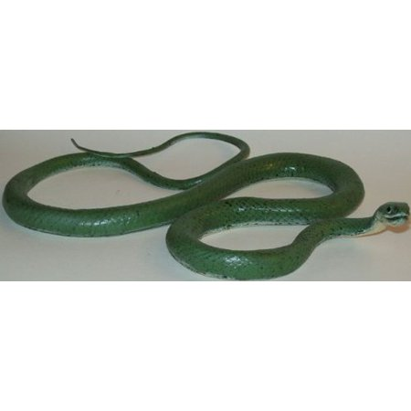 Grass Snake - Lifelike Rubber Replica, 46