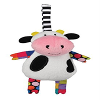 Kids Preferred Amazing Baby On-the-Go Cow Toy