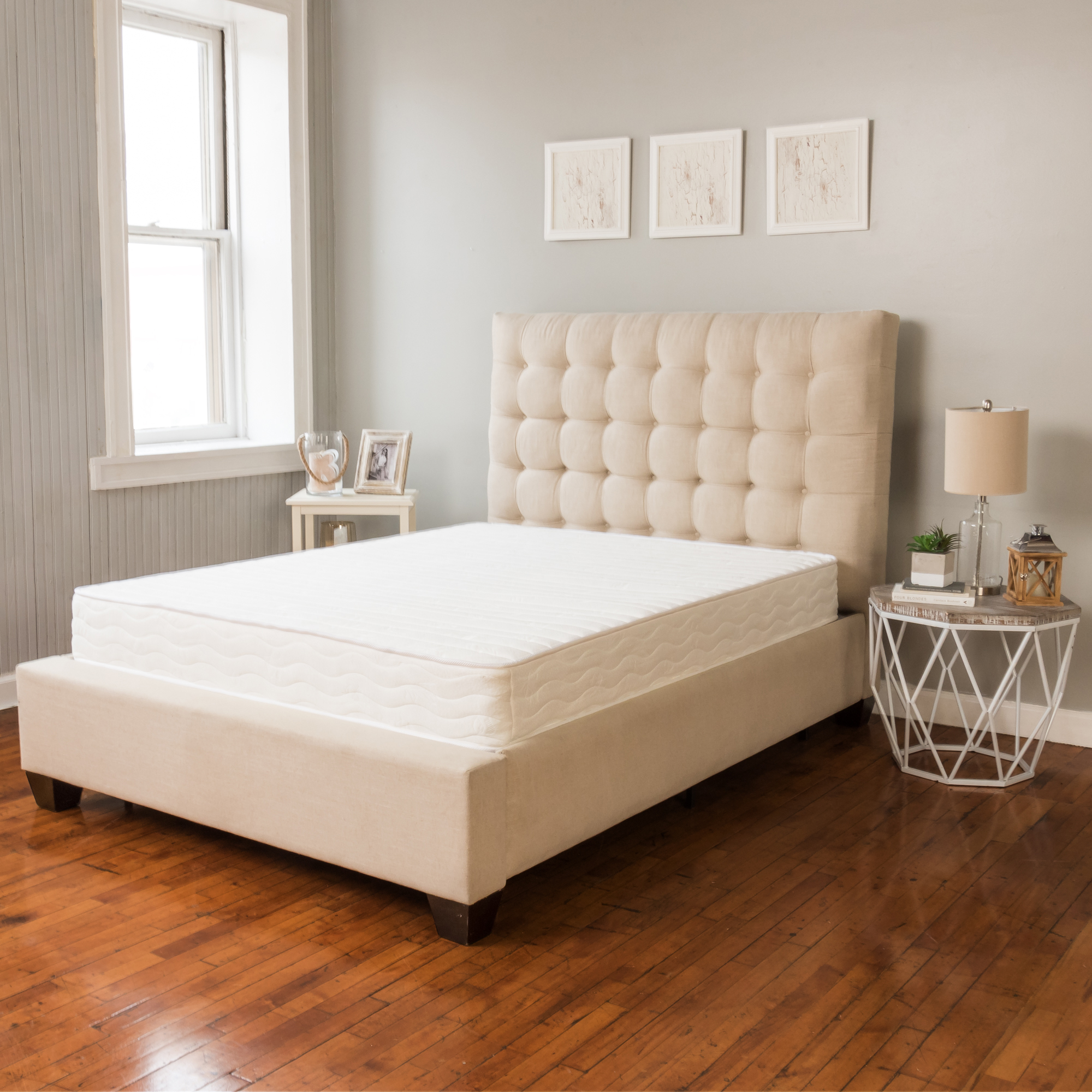 Modern Sleep Advantage Innerspring 8-Inch Mattress, Multiple Sizes by Classic Brands