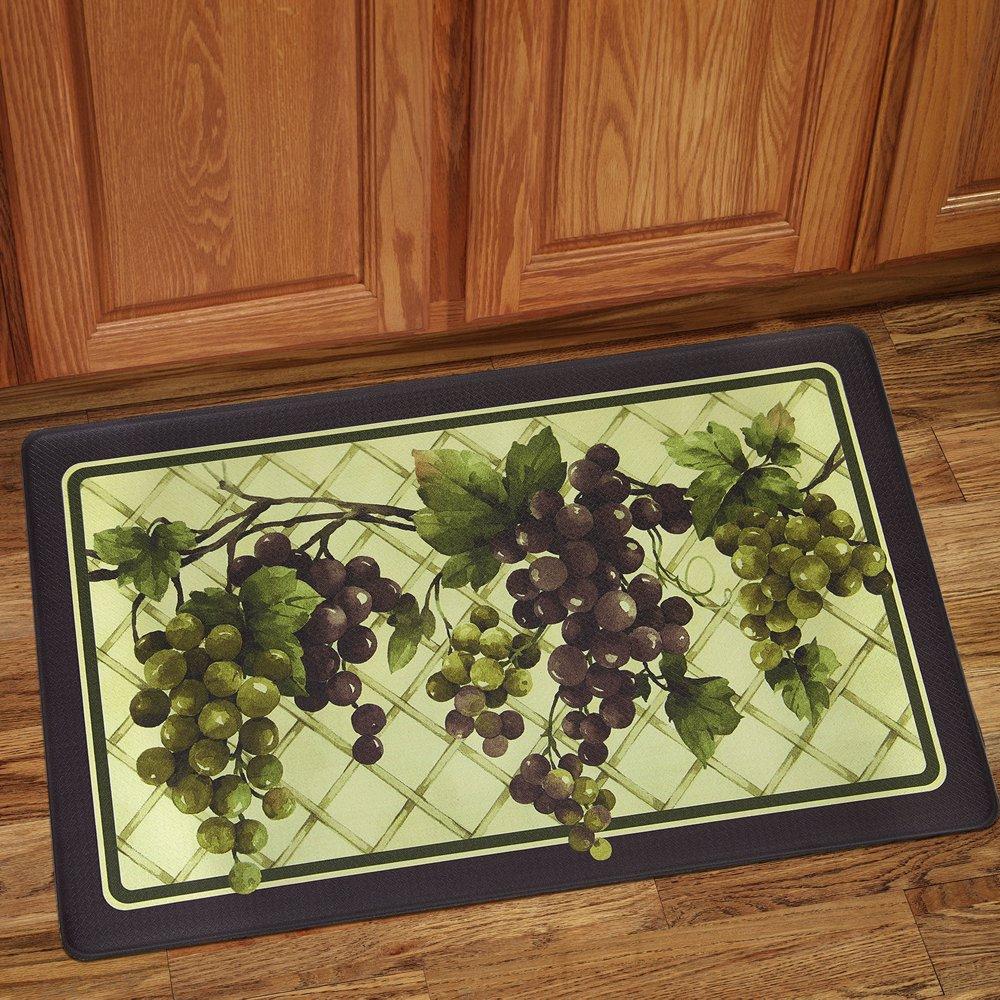 Tuscany Memory Foam Anti Fatigue Kitchen Floor Mat 18