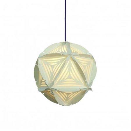 Como white Pendant Lamp - image 1 of 1