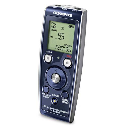 Olympus Digital Voice Recorder, VN3100PC