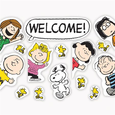 (3 Ea) Peanuts Welcome Go Arounds - image 1 of 1