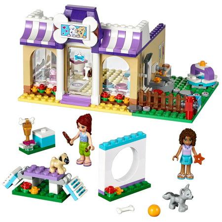LEGO Friends Heartlake Puppy Daycare 41124 - Diy Lego