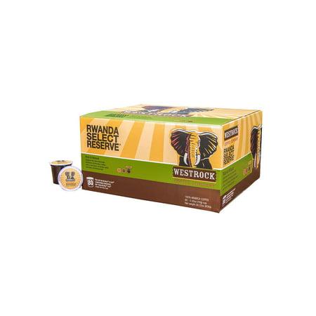 Westrock Coffee Rwanda Select Reserve  80 Ct