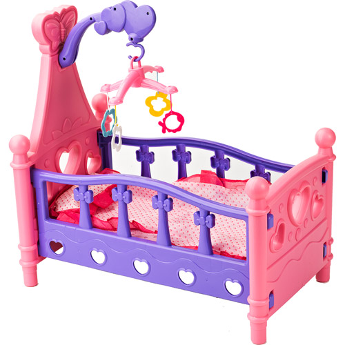 Product - Baby Crib Hanging Doll Toys Cute Colorful Infant Baby Activity Hanging Bell Crib Rattle Toys Spiral Bed & Stroller Toy Baby Bed Mobile Ornament Gift Toy for Newbo Reduced Price Product Image.