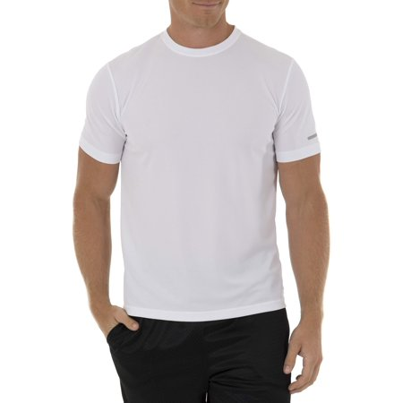 Athletic Works Big Men's Core Quick Dry Short Sleeve Tee Athlete Short Sleeve Top