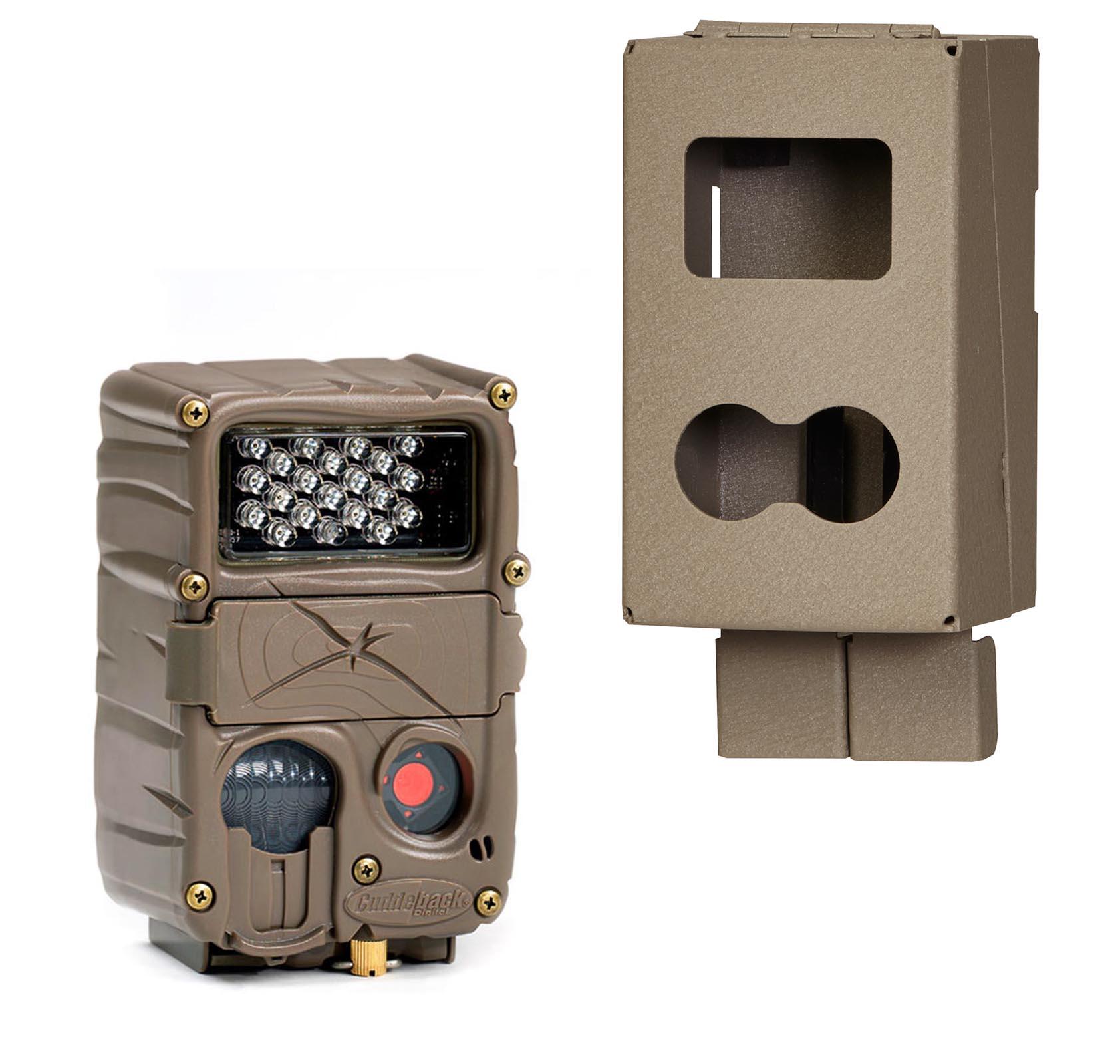 CUDDEBACK Model E2 Long Range IR Infrared Micro 20MP Game Hunting Camera w/ Case