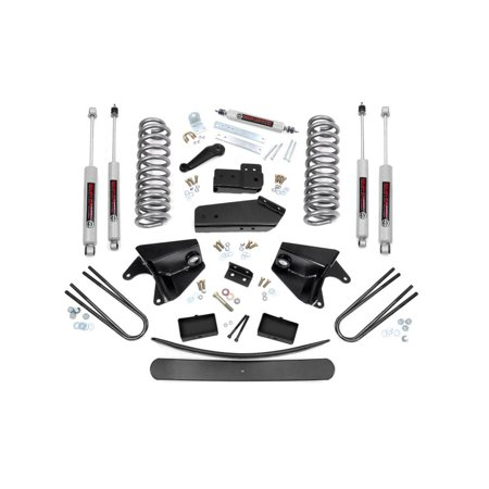 "Rough Country 6"" Lift Kit (fits) 1980-1996 Ford F150 Bronco 4WD 470.20"