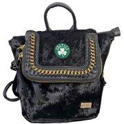 Boston Celtics Velvet Mini Backpack