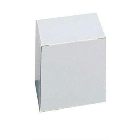 Gift Boxes White 4 X4 X4 Case Of 100