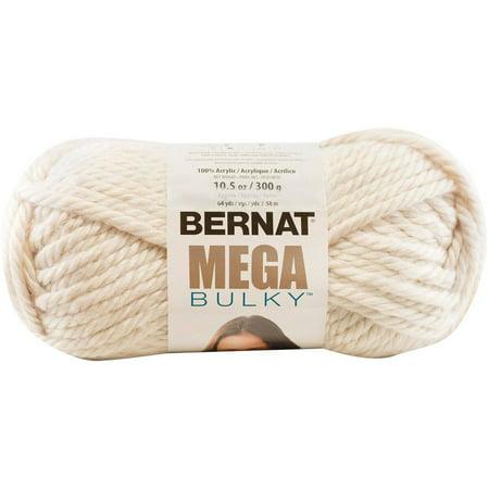 23 Acrylic Yarn - Bernat Mega Bulky Yarn