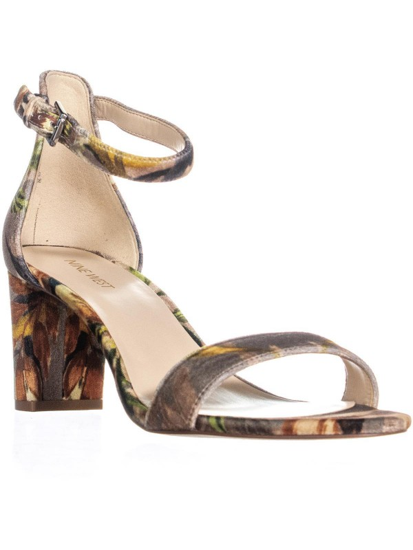 06a08b218e0 Womens Nine West Pruce Ankle Strap Sandals