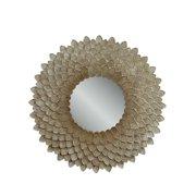 Bassett Chloe Wall Mirror - Pearlescent