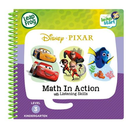 Leapfrog Roll (LeapFrog LeapStart Pixar Math in Action with Listening)
