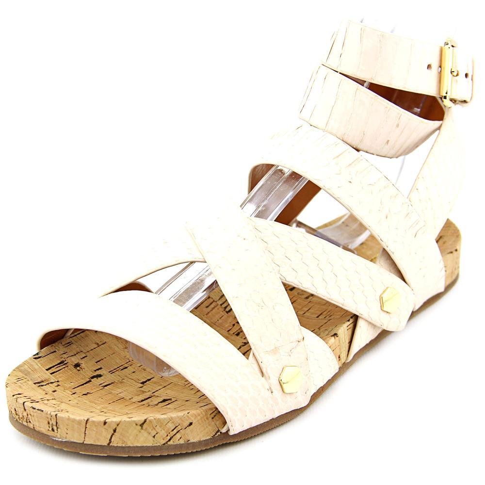 Rebecca Minkoff Tristen   Open Toe Leather  Gladiator Sandal