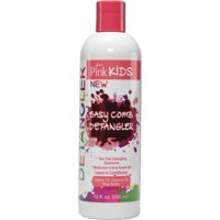 Lusters Pink Kids Easy Comb Detangler