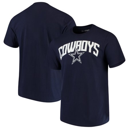 Men's Navy Dallas Cowboys Eclipse Arch T-Shirt - Dallas Cowboys Gifts