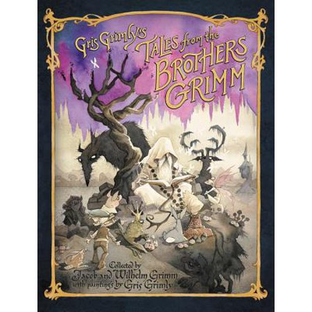 Gris Grimly's Tales from the Brothers - Mr Gru
