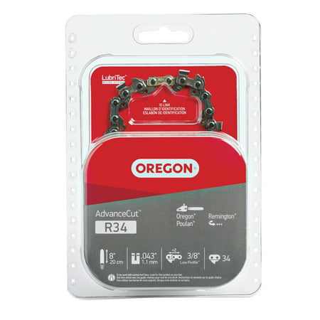 Oregon R34 AdvanceCut? Saw Chain, 8