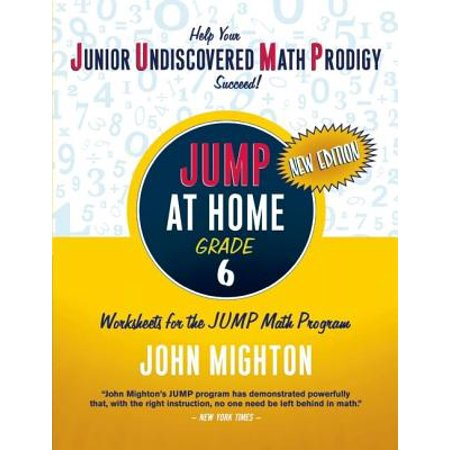 JUMP at Home, Grade 6 : Worksheets for the JUMP Math Program](1 Grade Math Worksheets Halloween)