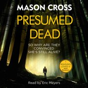 Presumed Dead - Audiobook