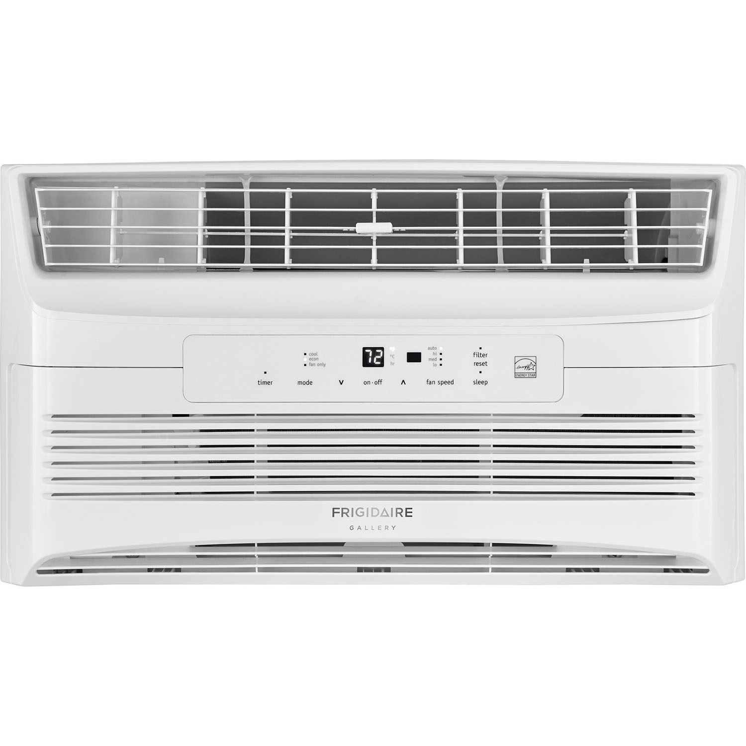 Frigidaire Quiet Temp 6,000 BTU 115V Window-Mounted Air Conditioner with Remote Control