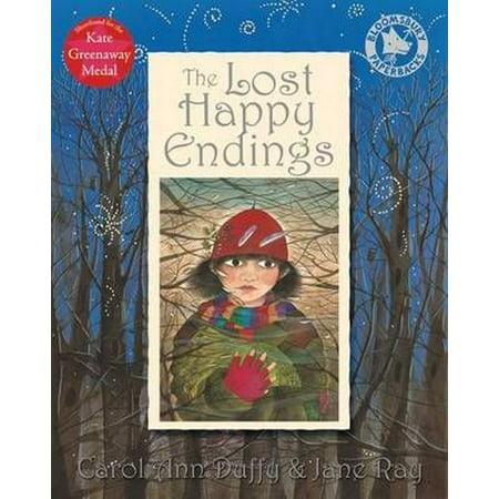 The Lost Happy Endings (Paperback)](Halloween Happy Endings)