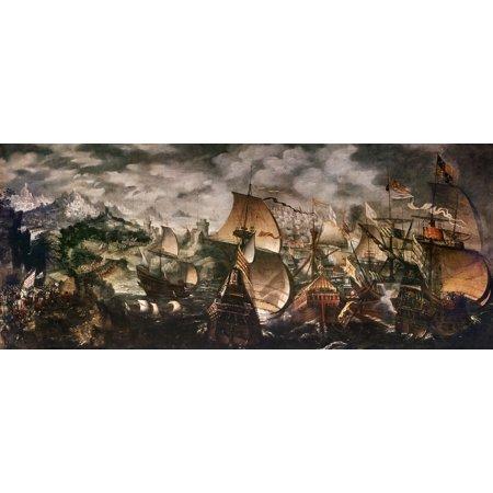 how did england defeat the spanish armada