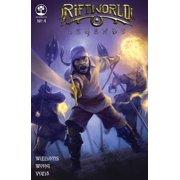 Riftworld Legends #4 - eBook