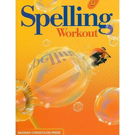 Spelling Workout, Level D (Paperback) - Level D