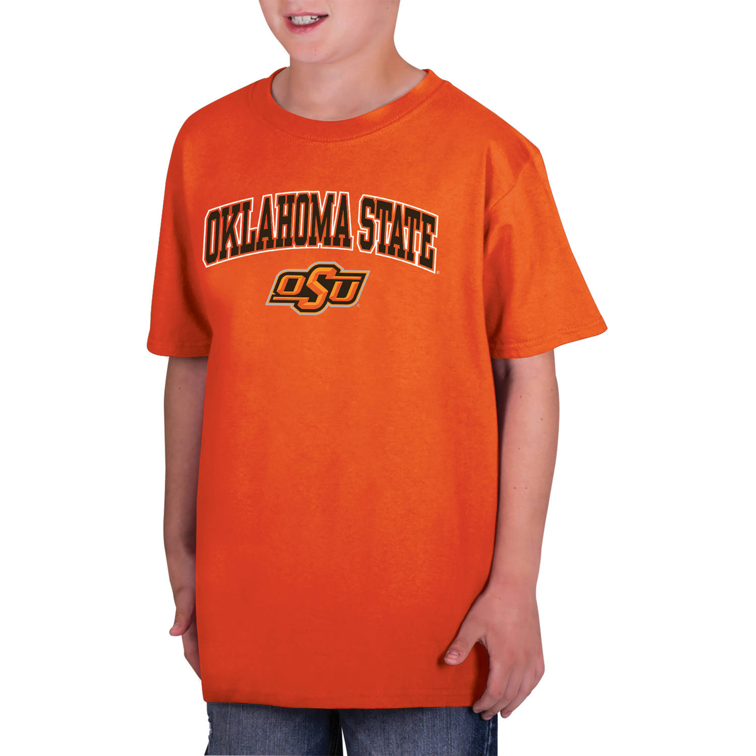 NCAA Oklahoma State Cowboys Boys Classic Cotton T-Shirt