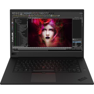 "Lenovo ThinkPad P1 20MD0020US 15.6"" Touchscreen Laptop i7-8850H 16GB 1TB W10P"